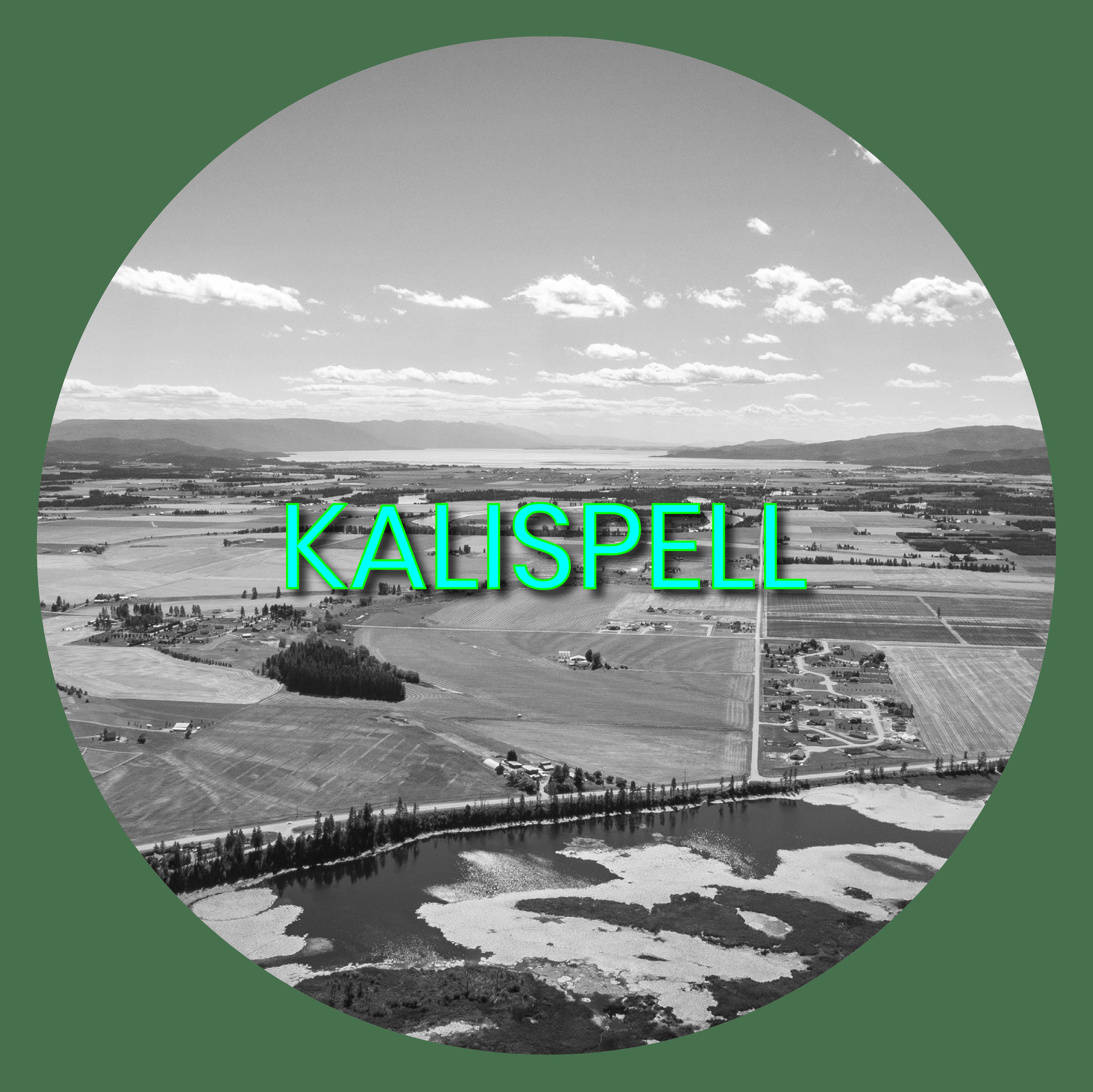 kali circle w text